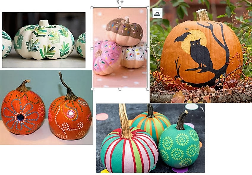 FREE PYOP Pumpkin Painting Party this Sunday 10-22!!